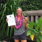TRIATHLETE DIARIES – Lisa Hancox is a Quintessential Female Triathlete.  Why?